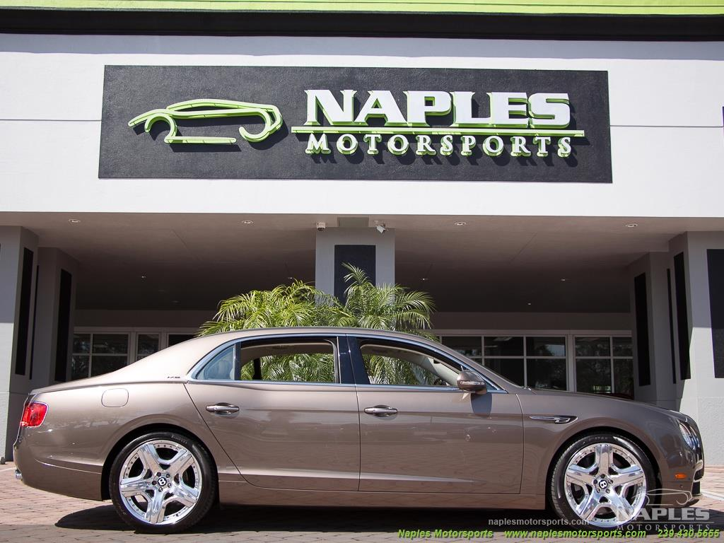 2015 Bentley Continental Flying Spur W12 Mulliner - Photo 18 - Naples, FL 34104