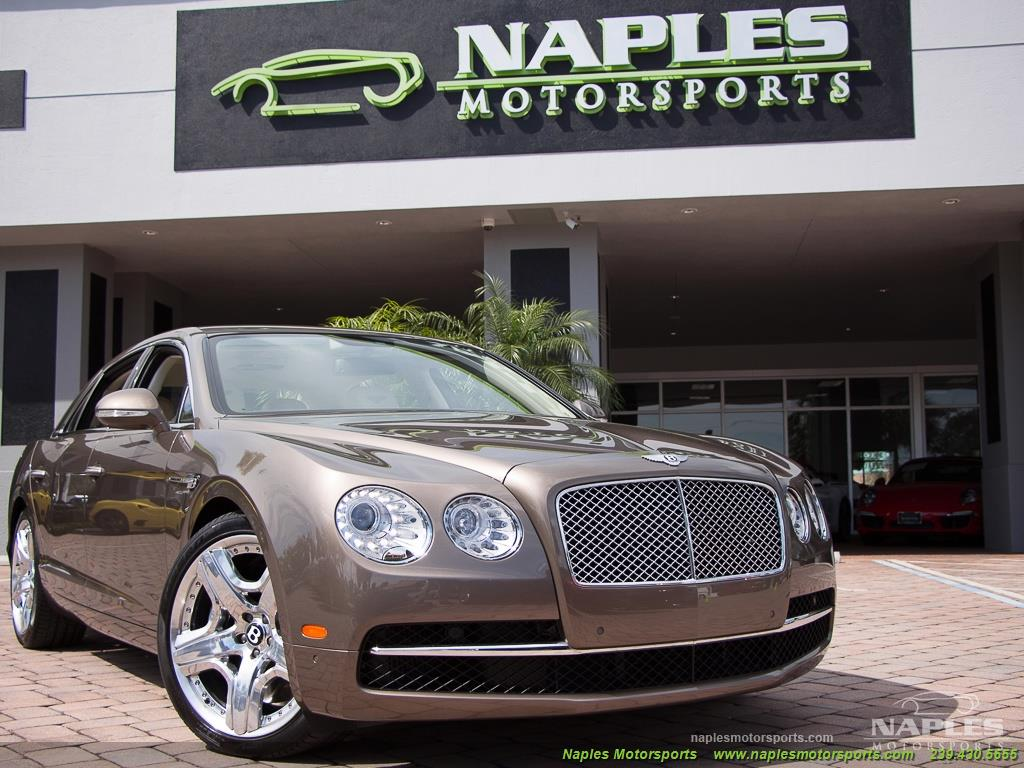 2015 Bentley Continental Flying Spur W12 Mulliner - Photo 54 - Naples, FL 34104