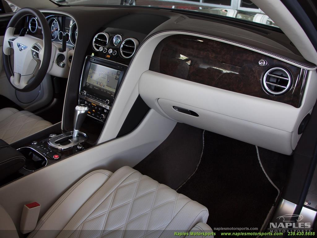 2015 Bentley Continental Flying Spur W12 Mulliner - Photo 21 - Naples, FL 34104