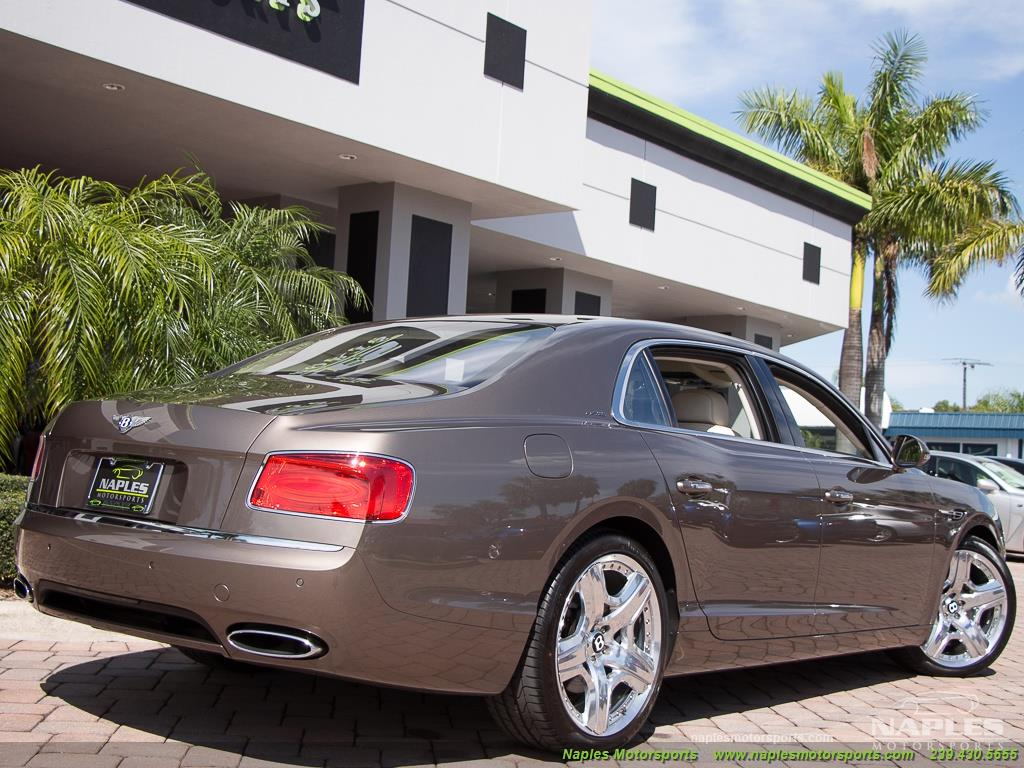 2015 Bentley Continental Flying Spur W12 Mulliner - Photo 24 - Naples, FL 34104