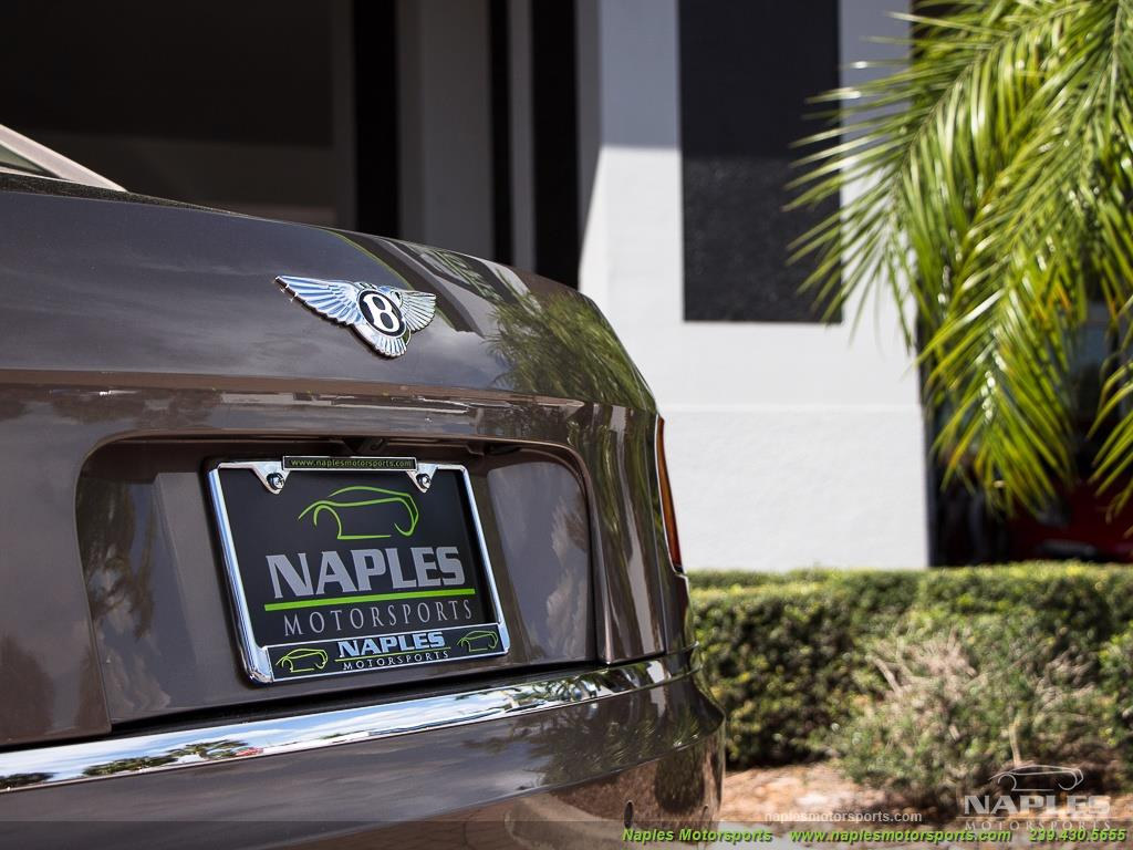 2015 Bentley Continental Flying Spur W12 Mulliner - Photo 45 - Naples, FL 34104