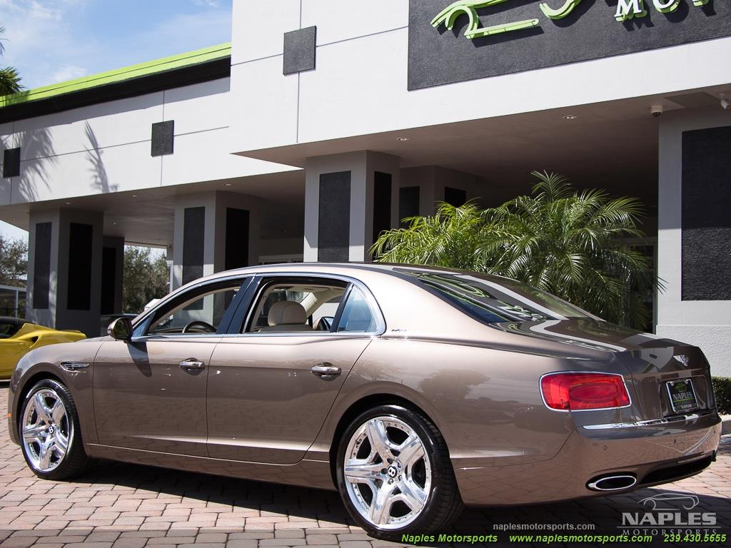 2015 Bentley Continental Flying Spur W12 Mulliner - Photo 55 - Naples, FL 34104