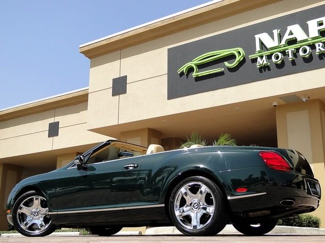 2007 Bentley Continental GT GTC - Photo 52 - Naples, FL 34104