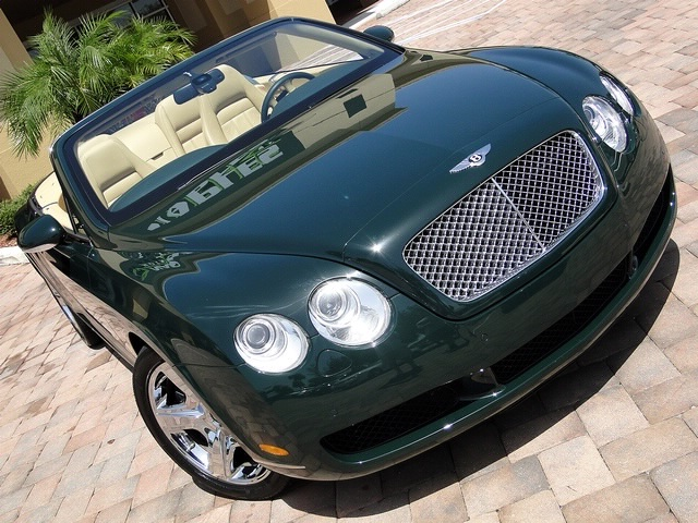 2007 Bentley Continental GT GTC - Photo 43 - Naples, FL 34104