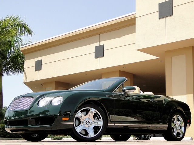 2007 Bentley Continental GT GTC - Photo 17 - Naples, FL 34104