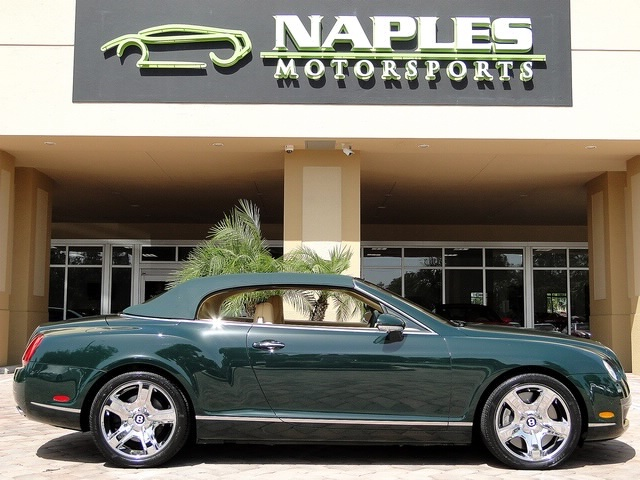 2007 Bentley Continental GT GTC - Photo 10 - Naples, FL 34104