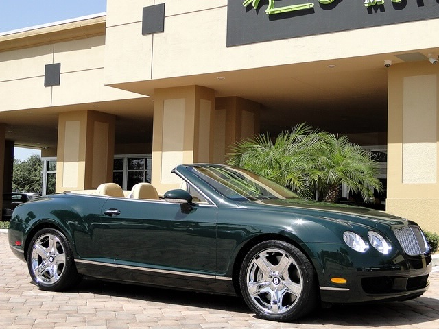2007 Bentley Continental GT GTC - Photo 36 - Naples, FL 34104
