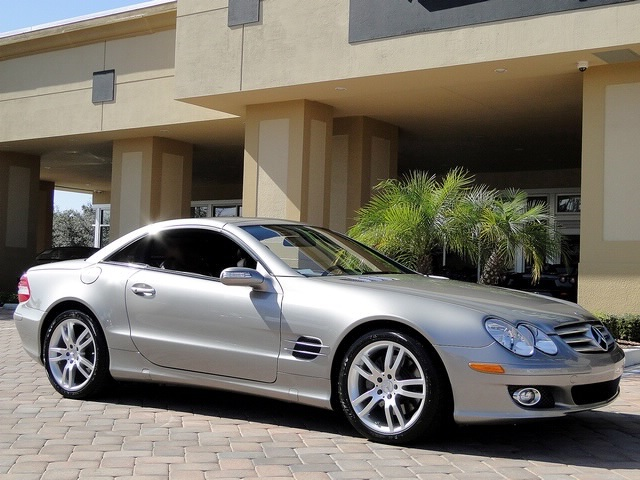 Image gallery 2007 mercedes benz 550 sl for Mercedes benz sl550 for sale