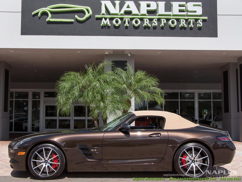 2014 Mercedes-Benz SLS AMG GT Convertible - Photo 55 - Naples, FL 34104