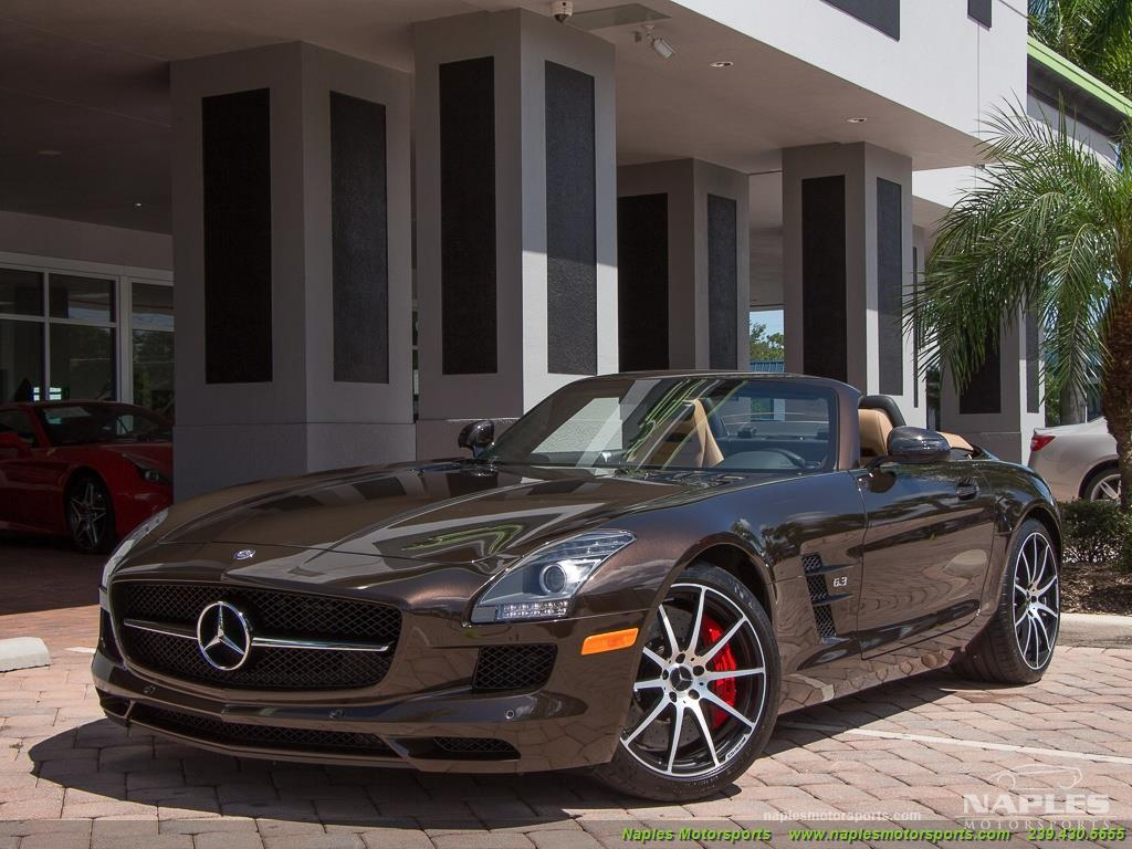 2014 Mercedes-Benz SLS AMG GT Convertible - Photo 48 - Naples, FL 34104