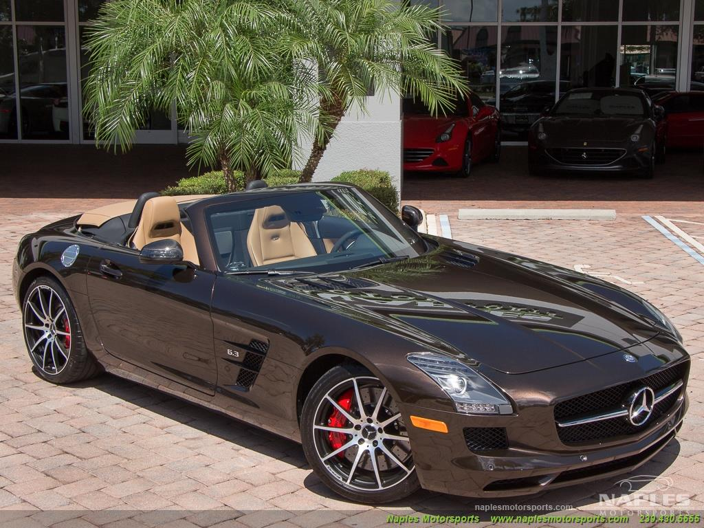 2014 Mercedes-Benz SLS AMG GT Convertible - Photo 5 - Naples, FL 34104