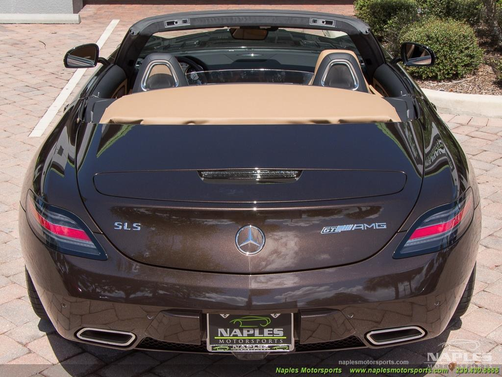 2014 Mercedes-Benz SLS AMG GT Convertible - Photo 50 - Naples, FL 34104