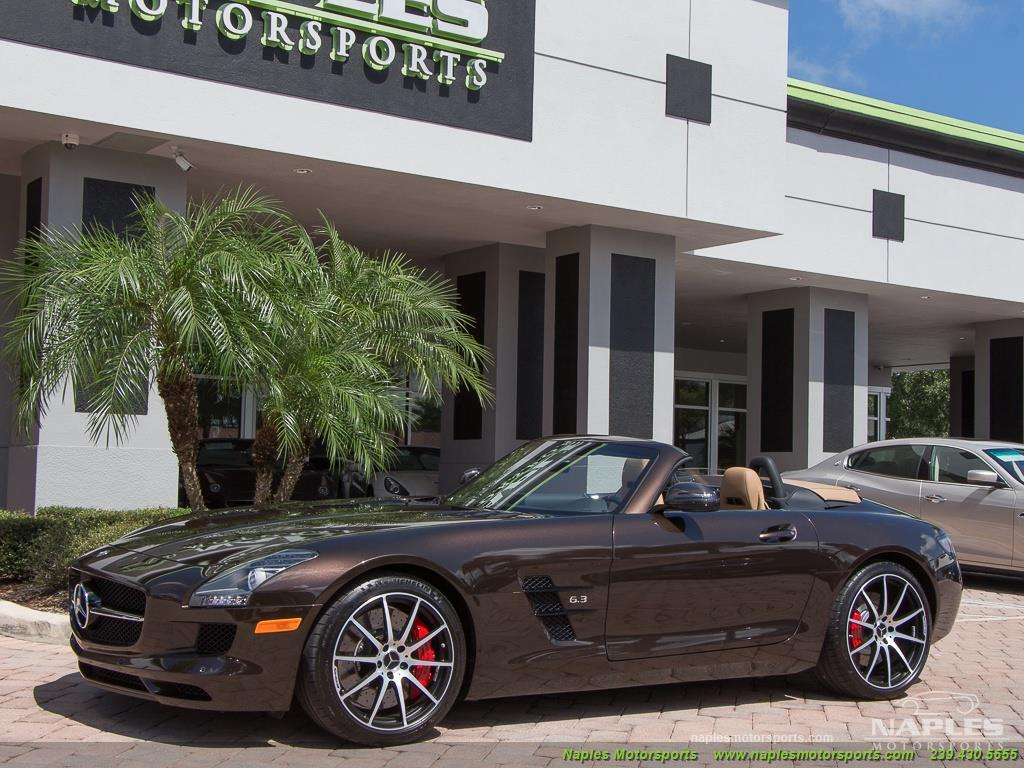2014 Mercedes-Benz SLS AMG GT Convertible - Photo 53 - Naples, FL 34104
