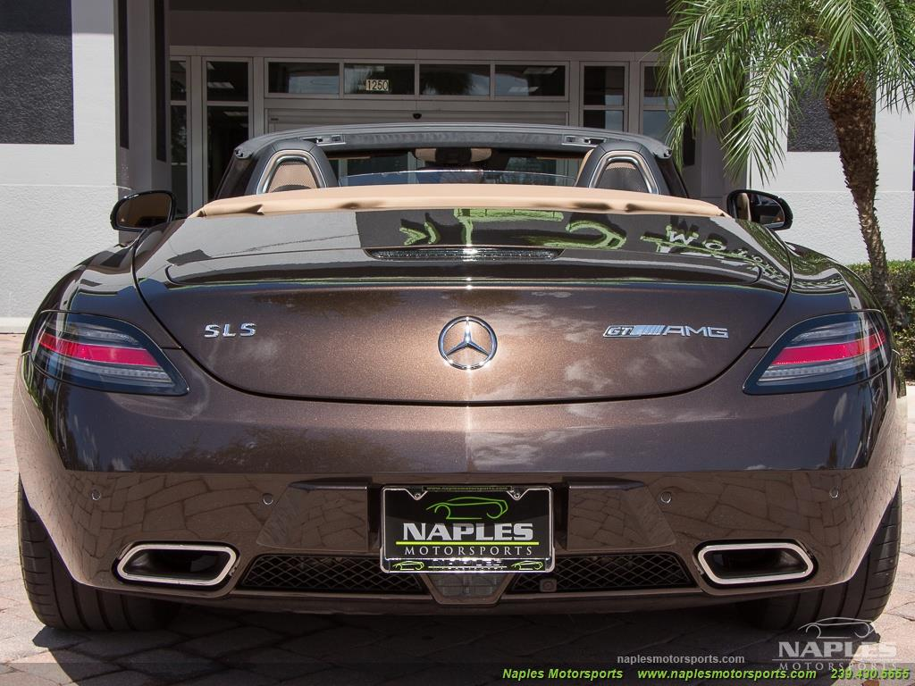 2014 Mercedes-Benz SLS AMG GT Convertible - Photo 42 - Naples, FL 34104