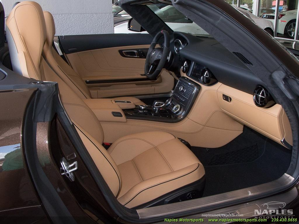2014 Mercedes-Benz SLS AMG GT Convertible - Photo 24 - Naples, FL 34104