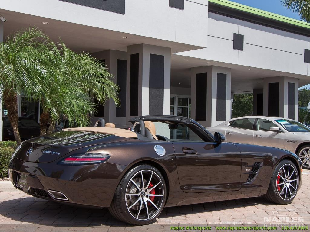 2014 Mercedes-Benz SLS AMG GT Convertible - Photo 21 - Naples, FL 34104