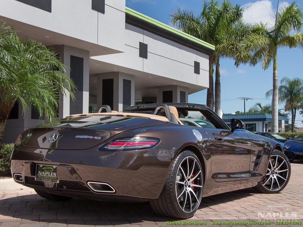 2014 Mercedes-Benz SLS AMG GT Convertible - Photo 27 - Naples, FL 34104