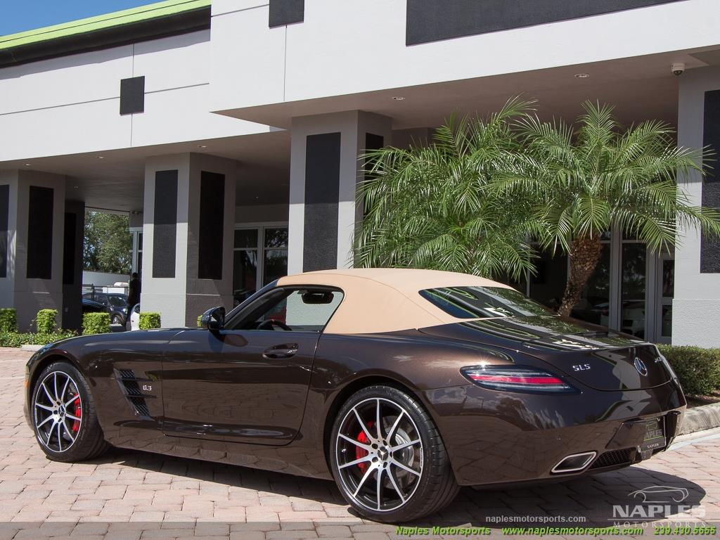2014 Mercedes-Benz SLS AMG GT Convertible - Photo 56 - Naples, FL 34104