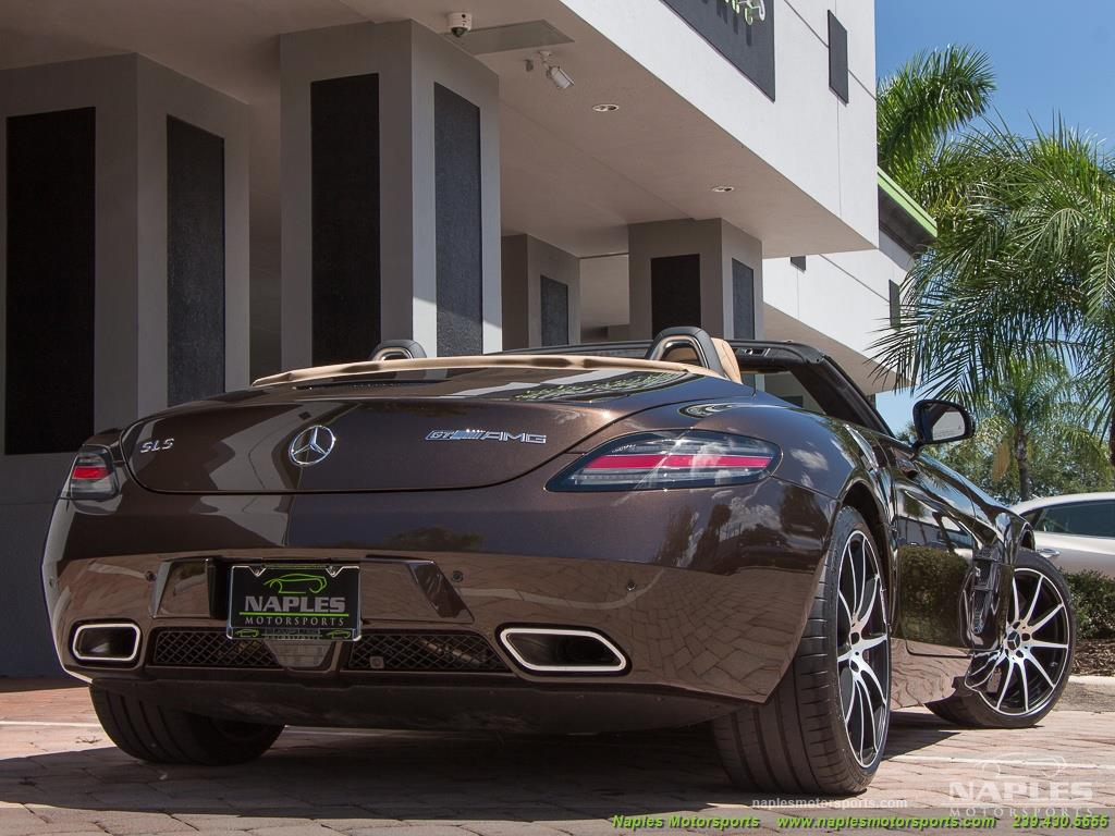 2014 Mercedes-Benz SLS AMG GT Convertible - Photo 51 - Naples, FL 34104