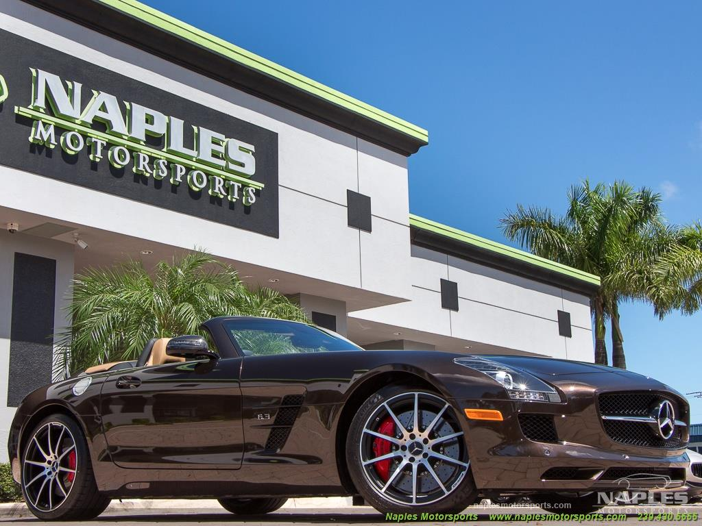 2014 Mercedes-Benz SLS AMG GT Convertible - Photo 38 - Naples, FL 34104