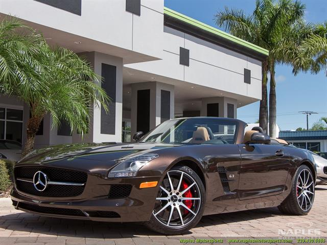2014 Mercedes-Benz SLS AMG GT Convertible - Photo 3 - Naples, FL 34104