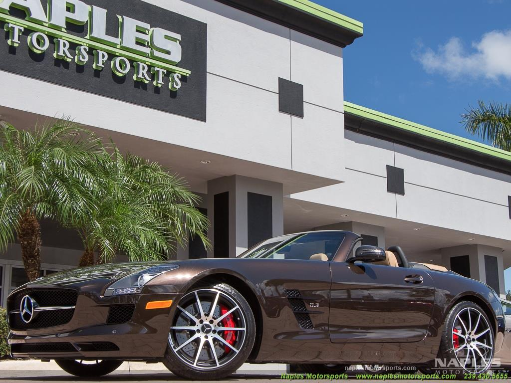 2014 Mercedes-Benz SLS AMG GT Convertible - Photo 7 - Naples, FL 34104