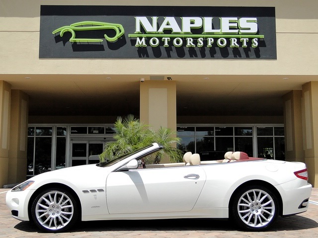 2012 Maserati Gran Turismo Convertible - Photo 14 - Naples, FL 34104