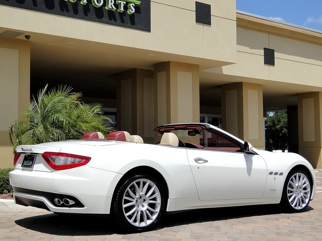 2012 Maserati Gran Turismo Convertible - Photo 30 - Naples, FL 34104