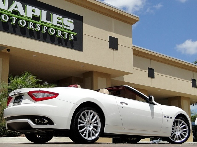 2012 Maserati Gran Turismo Convertible - Photo 13 - Naples, FL 34104