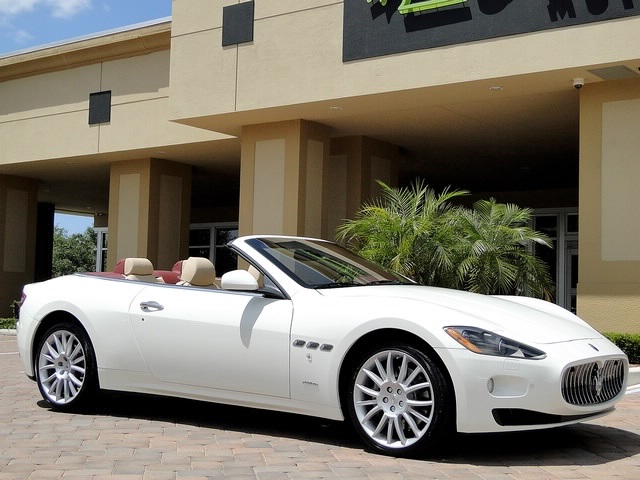 2012 Maserati Gran Turismo Convertible - Photo 19 - Naples, FL 34104