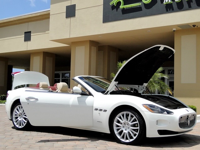 2012 Maserati Gran Turismo Convertible - Photo 21 - Naples, FL 34104