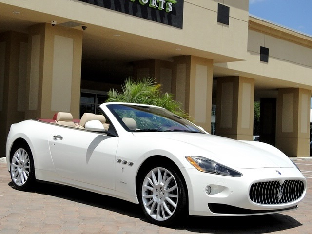 2012 Maserati Gran Turismo Convertible - Photo 60 - Naples, FL 34104