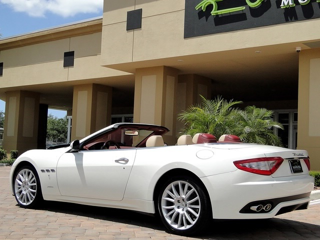 2012 Maserati Gran Turismo Convertible - Photo 15 - Naples, FL 34104