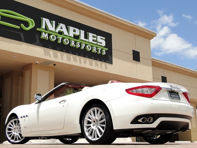 2012 Maserati Gran Turismo Convertible - Photo 35 - Naples, FL 34104