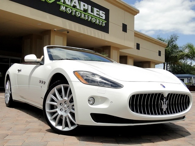 2012 Maserati Gran Turismo Convertible - Photo 41 - Naples, FL 34104