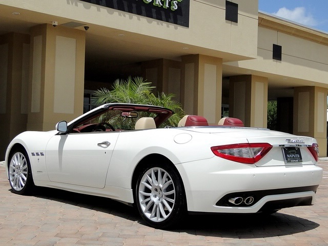 2012 Maserati Gran Turismo Convertible - Photo 32 - Naples, FL 34104