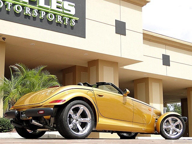 2002 Chrysler Prowler - Photo 4 - Naples, FL 34104