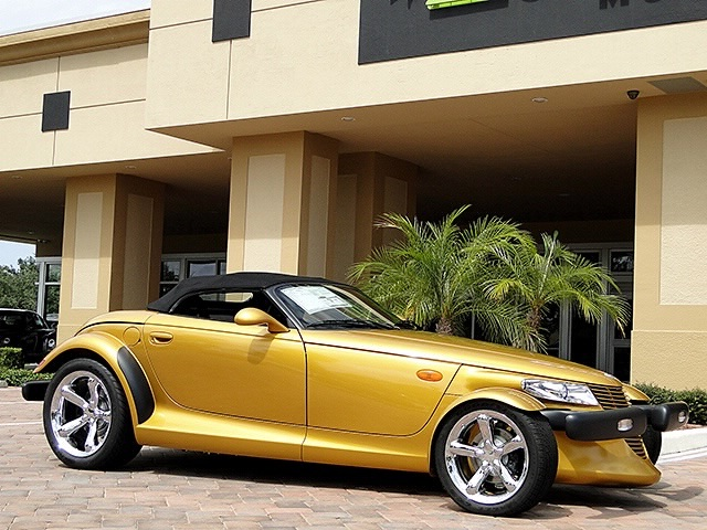 2002 Chrysler Prowler - Photo 9 - Naples, FL 34104