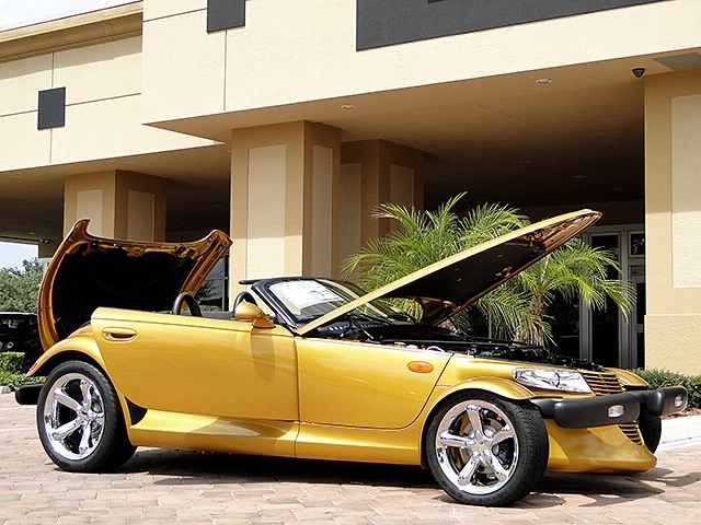 2002 Chrysler Prowler - Photo 18 - Naples, FL 34104