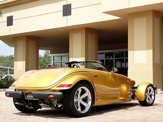 2002 Chrysler Prowler - Photo 38 - Naples, FL 34104