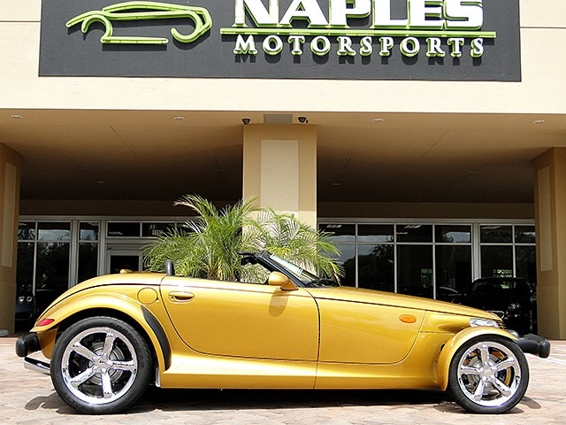 2002 Chrysler Prowler - Photo 3 - Naples, FL 34104