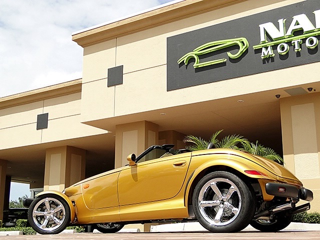 2002 Chrysler Prowler - Photo 27 - Naples, FL 34104