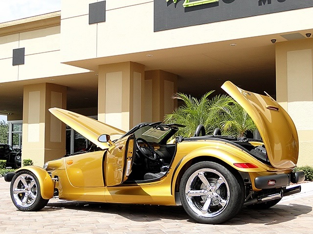 2002 Chrysler Prowler - Photo 25 - Naples, FL 34104