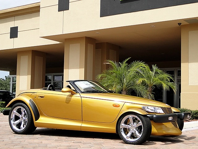 2002 Chrysler Prowler - Photo 13 - Naples, FL 34104