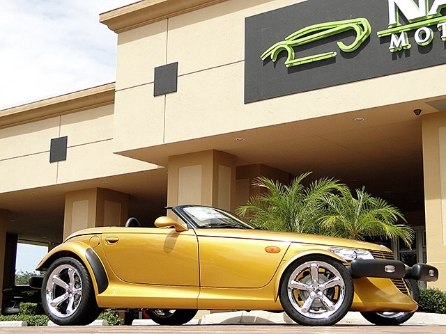 2002 Chrysler Prowler - Photo 5 - Naples, FL 34104