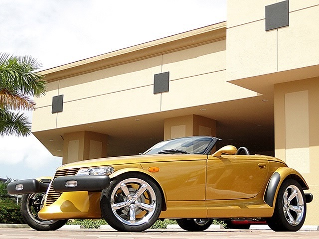 2002 Chrysler Prowler - Photo 33 - Naples, FL 34104