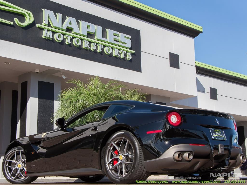 2016 ferrari f12 berlinetta for Motor vehicle naples fl