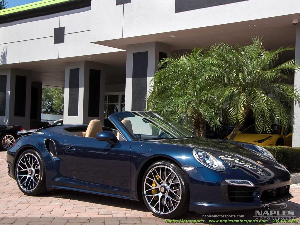 2015 Porsche 911 Turbo S - Photo 35 - Naples, FL 34104