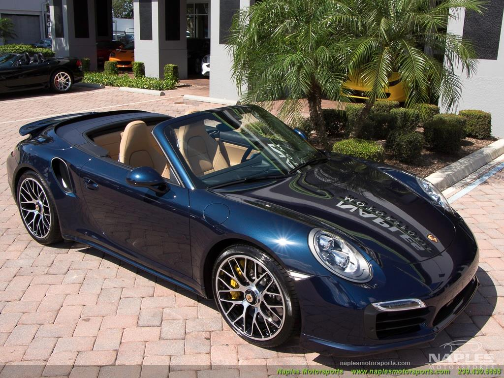 2015 Porsche 911 Turbo S - Photo 8 - Naples, FL 34104
