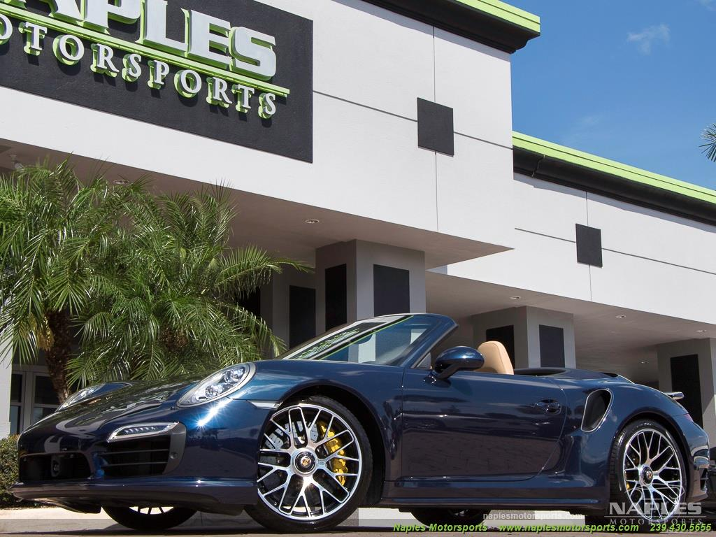 2015 Porsche 911 Turbo S - Photo 16 - Naples, FL 34104